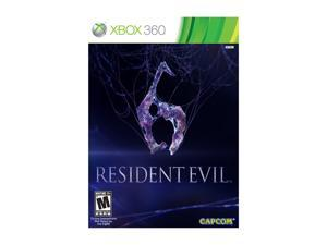 Resident Evil 6 Xbox 360 Game CAPCOM