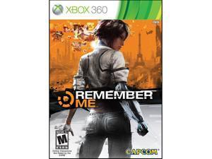 Remember Me Xbox 360