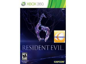 Pre-owned Resident Evil 6 Xbox 360