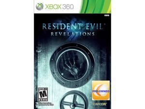 Pre-owned Resident Evil Revelations  Xbox 360