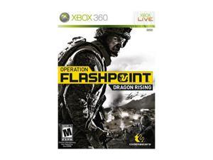 Operation Flashpoint 2: Dragon Rising Xbox 360 Game