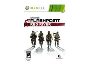 Operation Flashpoint: Red River Xbox 360 Game