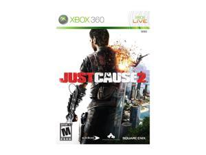 Just Cause 2 Xbox 360 Game Eidos