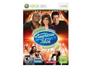 Karaoke Rev American Idol Encore 2 Bundle Xbox 360 Game KONAMI