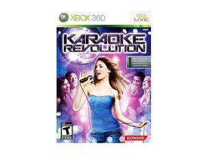 Karaoke Revolution Xbox 360 Game KONAMI