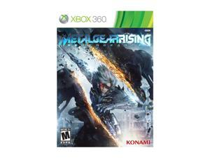 Metal Gear Rising: Revengeance Xbox 360 Game KONAMI