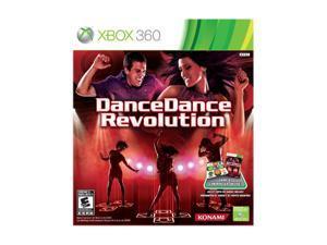 Dance Dance Revolution Xbox 360 Game
