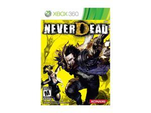 NeverDead Xbox 360 Game KONAMI