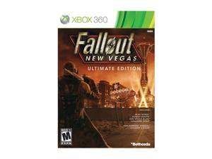 Fallout New Vegas Ultimate Collection Xbox 360 Game