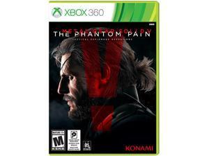 Metal Gear Solid V: The Phantom Pain (Replen Sku) - Xbox 360