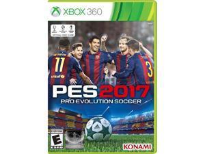 Pro Evo Soccer 2017 - Xbox 360