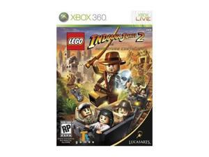 Lego Indiana Jones 2: Adventure Continues Xbox 360 Game LUCASARTS