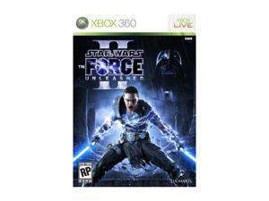 Star Wars: Force Unleashed 2 Xbox 360 Game LUCASARTS