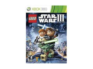Lego Star Wars III: Clone Wars Xbox 360 Game