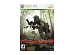 Greg Hastings Paintball 2 Xbox 360 Game MAJESCO