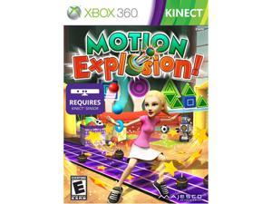 Motion Explosion Xbox 360 Game MAJESCO