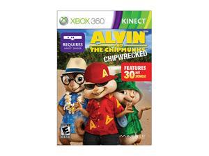 Alvin and the Chipmunks 3: Chipwrecked Xbox 360 Game MAJESCO