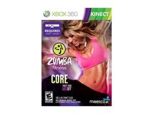 Zumba Fitness Core Xbox 360 Game                                                                                       MAJESCO