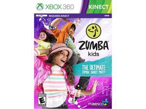 Zumba Kids Xbox 360 Game