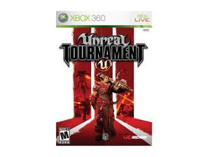 Unreal Tournament 3 Xbox 360 Game MIDWAY
