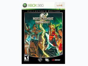 Mortal Kombat VS DC Universe Collector's Edition Xbox 360 Game