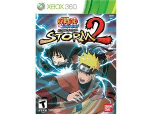 Naruto Ultimate Ninja Storm 2 Xbox 360 Game