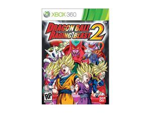 Dragon Ball Z Raging Blast 2 Xbox 360 Game Namco