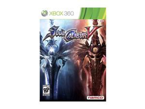 Soul Calibur V Xbox 360 Game