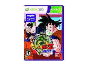 Dragon Ball Z for Kinect Xbox 360 Game