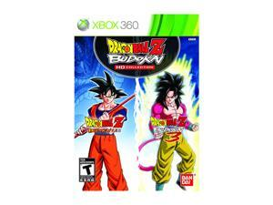 Dragon Ball Z: Budokai HD Collection Xbox 360 Game