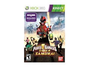 Power Rangers Samurai Xbox 360 Game