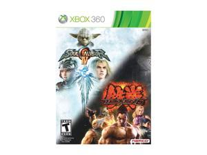 Tekken 6 / Soul Calibur 4 Bundle Xbox 360 Game                                                                           ...