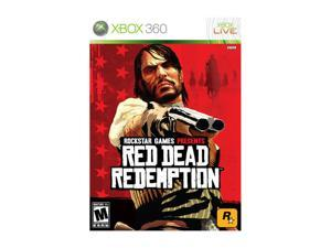 Red Dead Redemption Xbox 360 Game Rockstar Gaming