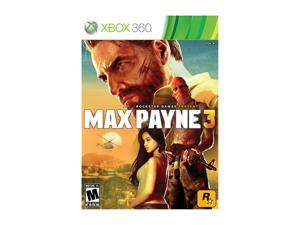 Max Payne 3 Xbox 360 Game Rockstar Gaming
