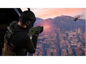 Grand Theft Auto V Xbox 360 Game