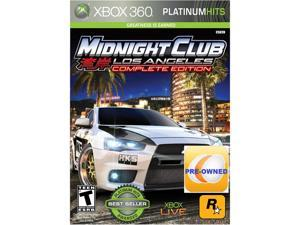 PRE-OWNED Midnight Club: Los Angeles  Xbox 360