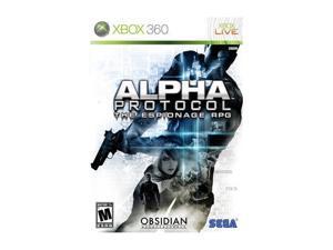 Alpha Protocol Xbox 360 Game