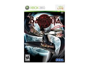 Bayonetta Xbox 360 Game