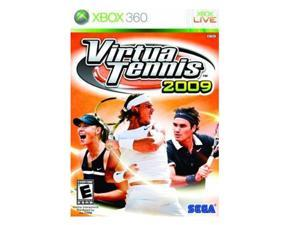 Virtua Tennis 2009 Xbox 360 Game SEGA