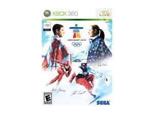 Vancouver 2010 - The Official Video Game of the Olympic Winter Games Xbox 360 Game