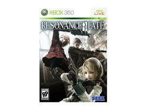 Resonance of Fate Xbox 360 Game SEGA