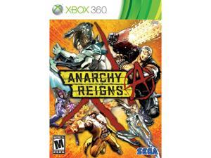 Anarchy Reigns Xbox 360 SEGA