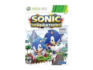 Sonic Generations (Xbox 360 or PS3) $15.99