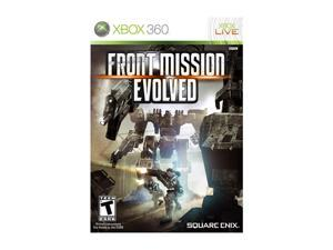 Front Mission Evolved Xbox 360 Game SQUARE ENIX