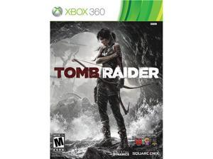 Tomb Raider Xbox 360 Game SQUARE ENIX