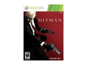 Hitman Absolution Xbox 360 Game SQUARE ENIX