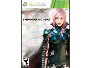 Final Fantasy XIII-3: Lightning Returns Xbox 360 Game