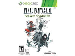 Final Fantasy XI: Seekers of Adoulin Xbox 360 Game SQUARE ENIX