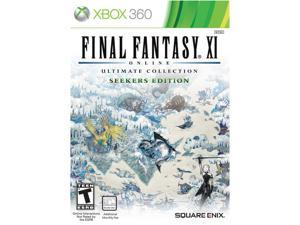 Final Fantasy XI: Ultimate Collection Seekers Edition Xbox 360 Game