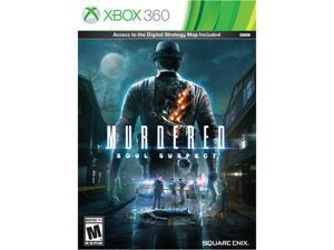 Murdered: Soul Suspect Xbox 360